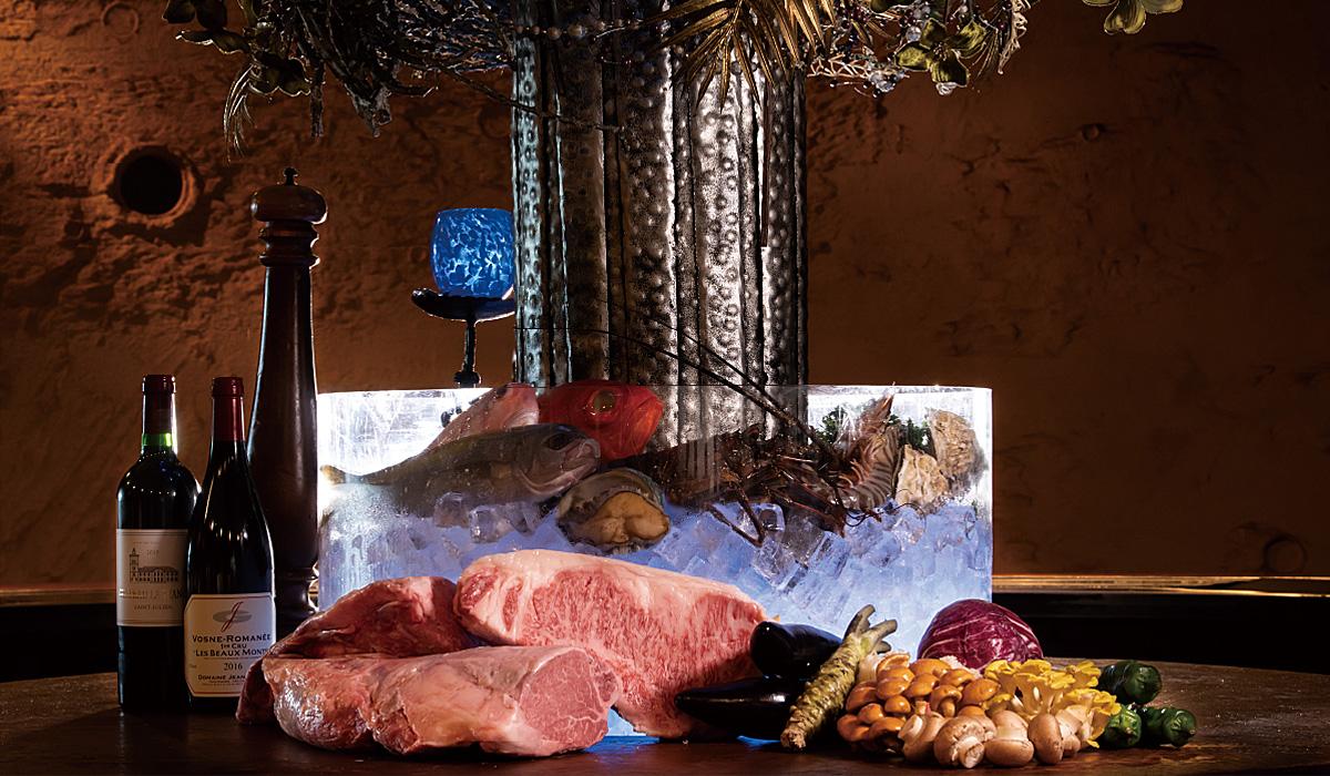 食材の集合写真が写ったコンセプトのイメージ画像