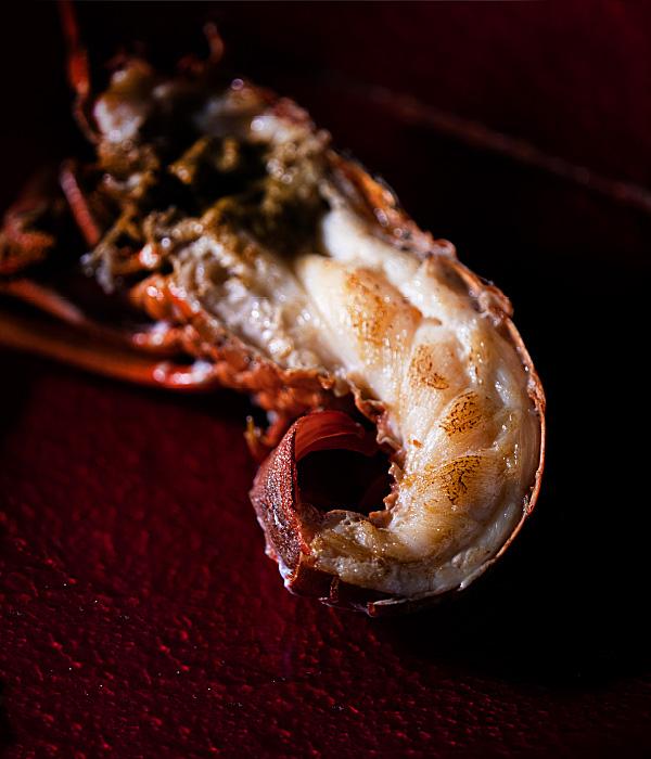 伊勢海老の料理イメージ