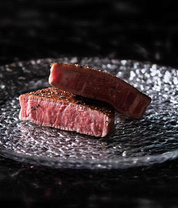 シャトーブリアンステーキの料理イメージ