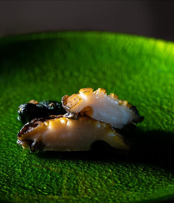 アワビの料理イメージ